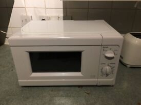 Nearly New Microwave - Barely Used