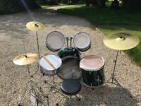 Full Gecko / CB drum set