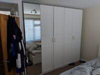 PAX wardrobe in excellent condition