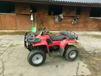 125cc quad/farm bike