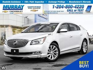 2014 Buick LaCrosse *Leather Seats, Rear View Camera, Power Acce