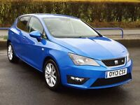 2013 SEAT Ibiza FR TDi 1.6 CR Diesel, Spanish Styling Combined with German Engineering