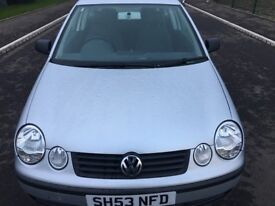 VOLKSWAGEN POLO 1.2 MOT May 2019 3 lady owners