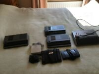 Job lot of Sanyo Memo Scriber