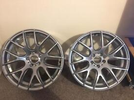 Wheels alloy 19