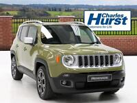 Jeep Renegade LIMITED (green) 2016-07-30