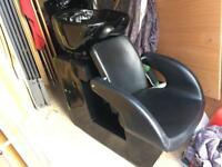 2x Salon Back Wash basins