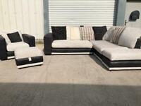 Stone dfs corner sofa & arm chair sofas, couches, suites 🚛🚚🚛