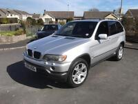 BMW X5 3.0 diesel automatic