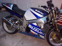 suzuki gsxr1000 custom streetfighter massive spec.