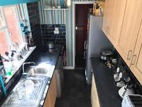 2 bedroomed terraced house all decorated unfurnished