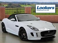 Jaguar F-TYPE V6 S AWD (white) 2016-01-30