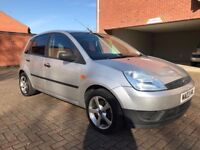 2003 Ford Fiesta 1.3 with 60k Miles & 12months MoT - HPi clear