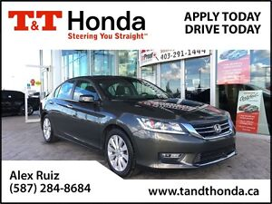 2013 Honda Accord EX-L *Local Car, No Accidents, Remote Starter*