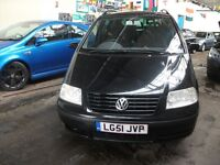 Volkswagen Sharan 1.9 TDI PD SL 5dr 7 SEATER 7 SEATER