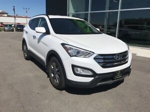 2013 Hyundai Santa Fe Sport 2.4 Base, Heated Seats, Bluetooth