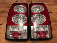 Discovery 4 rear lights