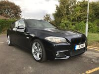 BMW 520d M Sport Touring full BMWSH *FULLY LOADED*