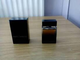 Mens D&G The One EDP Fragrance 50 Mil