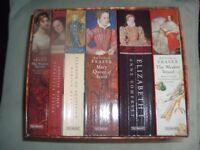JOB LOT OF 31 X BOOKS PLUS 6 x DVD'S & PROMS CD FROM THE PAPER