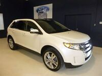 2013 Ford Edge LIMITED AWD TOIT GPS