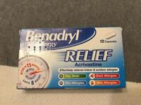 Benedryl Allergy Relief