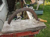 trashing hook sheffield steel