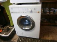 miele washing machine in yeovil