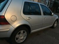 2000 Volkswagen Golf 1.9 GT TDI 115 MK4 Silver 6 Speed 3 Door - Spares or repair