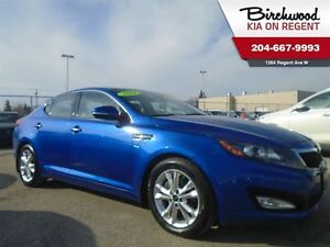 2011 Kia Optima EX *LOCAL TRADE AND BEST PRICE IN MANITOBA!*
