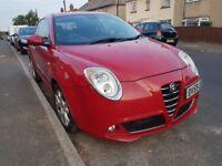 2009 Alfa Romeo Mito 1.6 Diesel £2,150