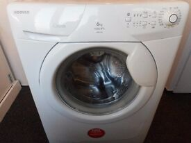 "HOOVER""OPTIMA"" 6KG/1200 WASHER**FULLY WORKING**"
