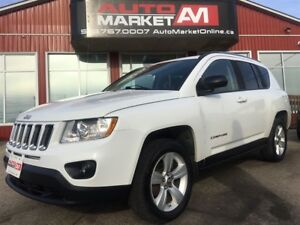 2011 Jeep Compass 4x4, Alloys, WE APPROVE ALL CREDIT