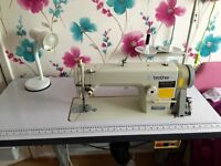 GREAT CONDITION BROTHER INDUSTRIAL SEWING MACHINE DB2- B755 3A mark iii