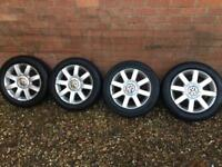 Vw golf alloys mk5