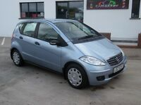 2007 MERCEDES A CLASS 150 CLASSIC SE ONE OWNER MOTD£1895