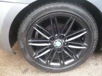 Stunning BMW 116D M Sport,3 door hatchback,FSH,half leather interior,£30 a year road tax,only 64,000