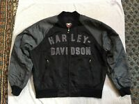 "Harley-Davidson - Nylon 100th Anniversary ""Bomber"" Jacket"