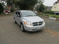 2007 Dodge Caliber 2.0 TD SXT VW engine 6 speed Tow bar