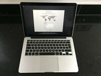 "Apple Macbook Pro 2015 i5-5257U 8GB Ram 128GB SSD 13"" BOXED MINT CONDITION SORRY NO OFFERS"