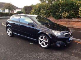 Vauxhall Astra 1.7 CDTi 16v SRi Sport Hatchback 2007 Black