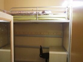 STUDENTS: Single room in the Marchmont/Meadows area.