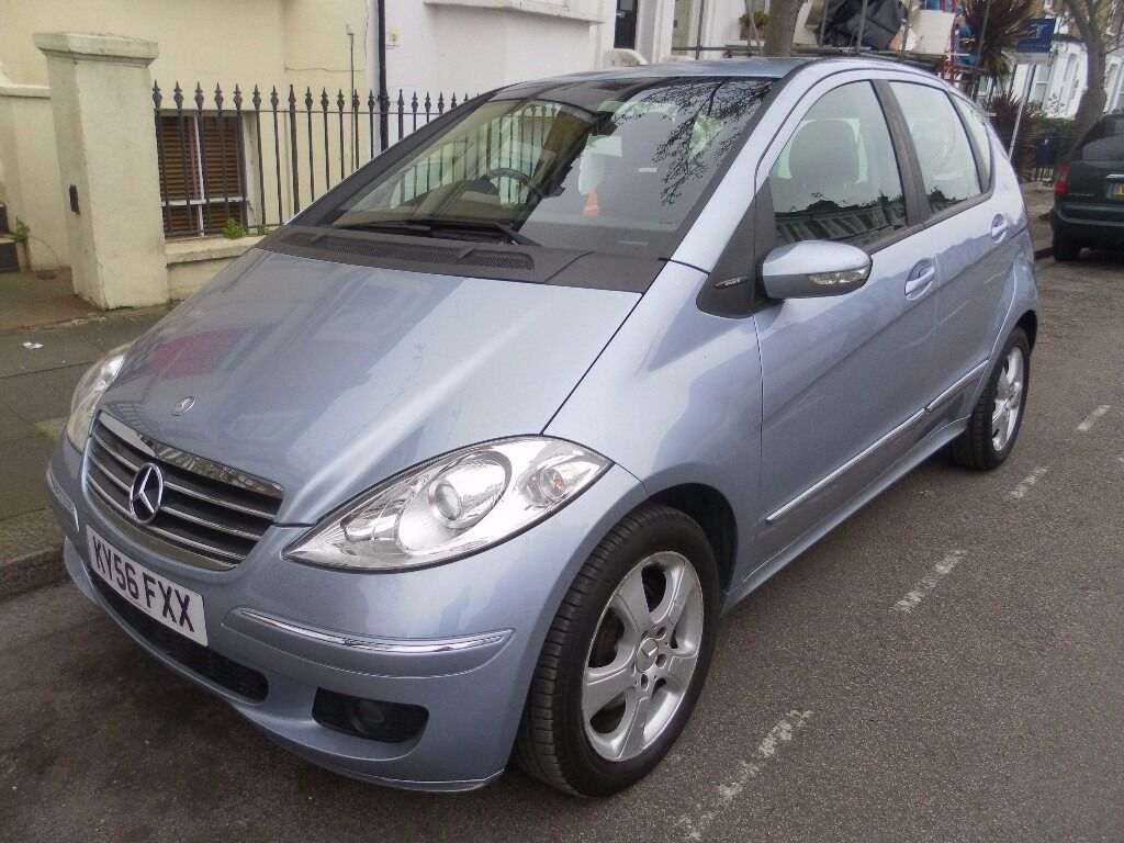 2006 mercedes benz a class 2 0 a160 cdi diesel avantgarde se cvt 5dr in acton london gumtree. Black Bedroom Furniture Sets. Home Design Ideas