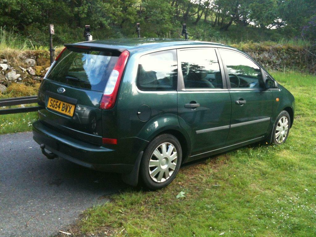 ford focus c max 1 6lx 2004 in appin argyll and bute gumtree. Black Bedroom Furniture Sets. Home Design Ideas