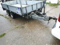 Ifor Williams trailer 12x5ft6in