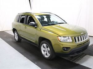 2012 Jeep Compass NORTH EDITION 4WD AUTO A/C MAGS