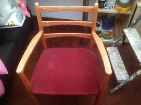 Classic dining room chair X1