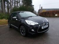 2013 13 CITREON DS-3 1.6 THP D-SPORT 3 DOOR SPORTS HATCH CALL 07791629657