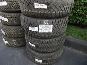 4x 225/45/17 Dunlop Runflat