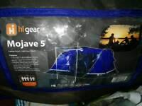 five-person tent